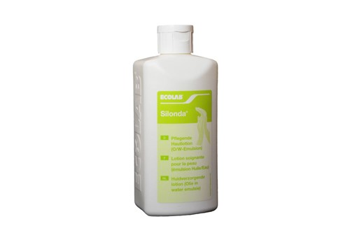 Ecolab SILONDA Pflegende Hautlotion 1x500 ml