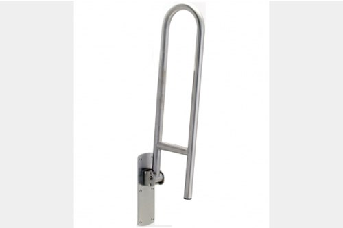 Bobrick 125-SWING-UP opklapbare toiletsteun