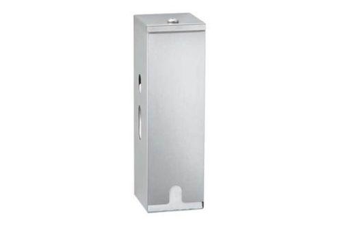 Bobrick B-27313,CLASSIC Three Roll Toilet Tissue Dispenser