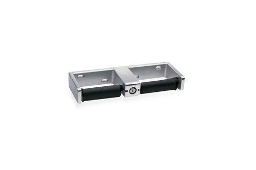 Bobrick B-27460 Toilet Tissue Dispenser for Two Rolls