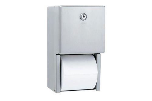 Bobrick B-2888,CLASSIC Multi-roll Toilet Tissue Dispenser