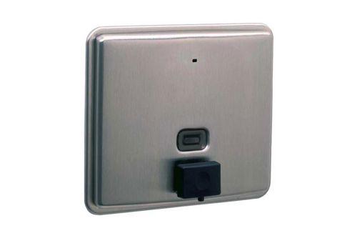 Bobrick B-4063,CONTURA Recessed Soap Dispenser 1500 ml.