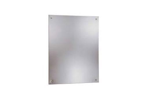Bobrick B-1556 1824 Frameless Unbreakable Mirror 440x600 mm