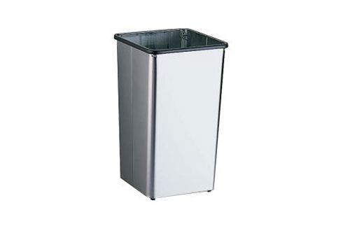 Bobrick B-2280,CLASSIC open afvalbak 79,5 liter