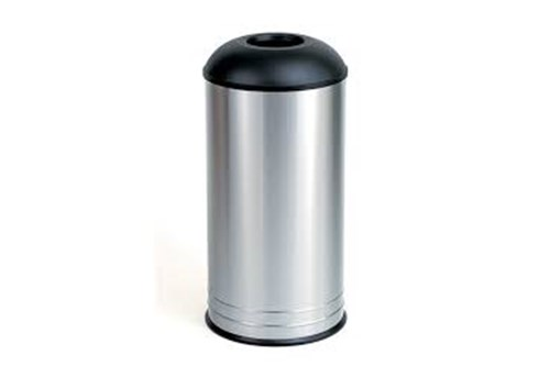Bobrick B-2300 Waste Bin Dome Top 68 liter