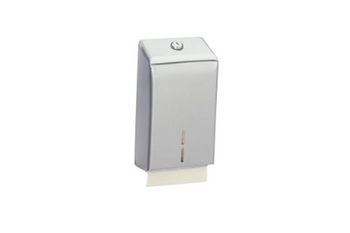 Bobrick #B-2721 gevouwen toiletpapierdispenser