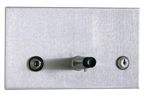 Bobrick B-306,TRIMLINE Recessed Soap Dispenser 1300 ml.