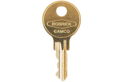 Bobrick B-330-43 CAT 74 sleutel