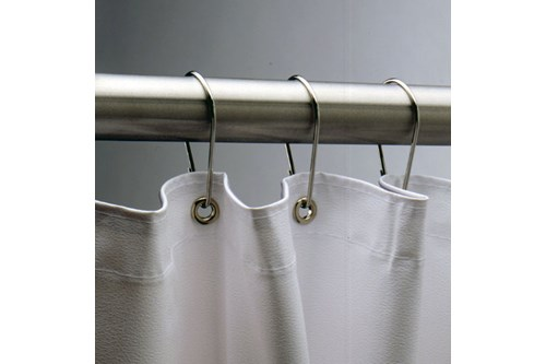 Bobrick B-204-1 Shower Curtain Hook
