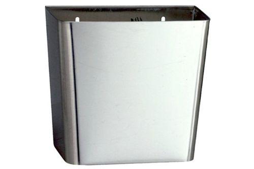 Bobrick B-261 open afvalbak 5,7 liter
