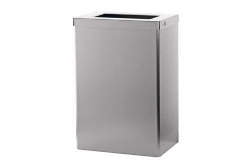 SanTRAL EBU 50 E AFP open afvalbak 50 liter