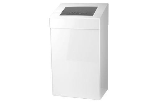 SanTRAL ABU 50 P FR afvalbak 50 liter, brandvertragend