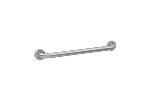 Bobrick B-5806.99X18 Straight Grab Bar 475 mm, Peened