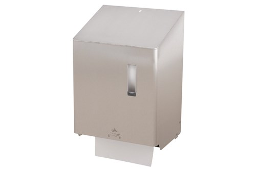 SanTRAL HTU 1 E AFP TOUCHLESS Roll Towel Dispenser
