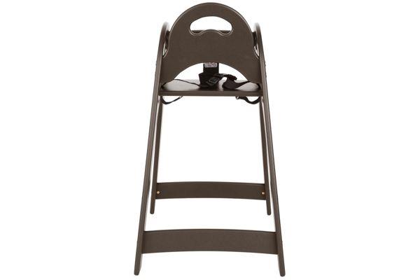 Koala Kare #KB105-09-INB Child High Chair Braun