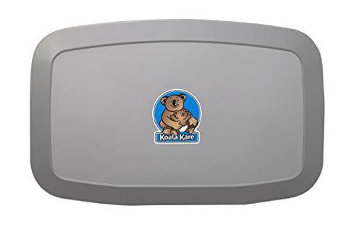 Koala Kare KB200-01-INB horizontale babytafel grijs
