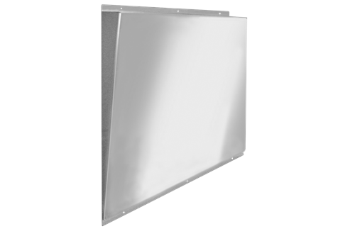Franke M501HD Stainless Steel Mirror 460 x 528 x 62 mm