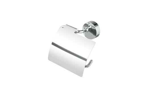Geesa 912708-02,27 toiletrolhouder met klep