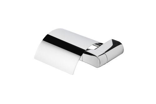 Geesa 914508-02-L,WYNK toiletrolhouder met klep, links