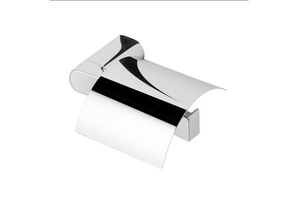 Geesa 914508-02-R,WYNK toiletrolhouder met klep, rechts