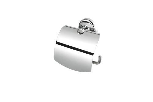 Geesa 915308-02,HOTEL toiletrolhouder met klep