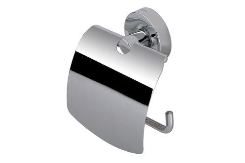 Geesa 915508,LUNA Porte-papier rouleau avec couvercle