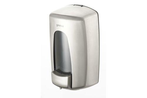 Geesa 911217-05,PUBLIC Soap dispenser