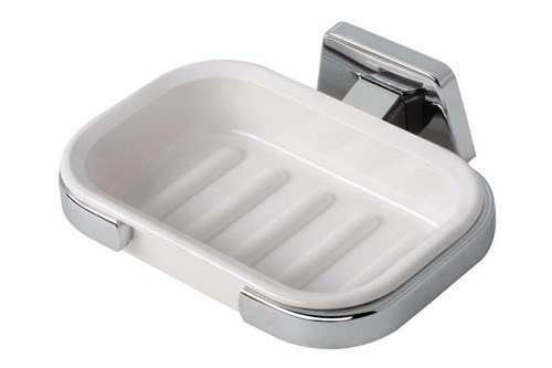 Geesa 915155, STANDARD Soap Holder with Plastic Tray