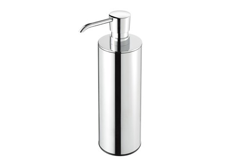 Geesa 916516-02-250 zeepdispenser 250 ml. vrijstaand