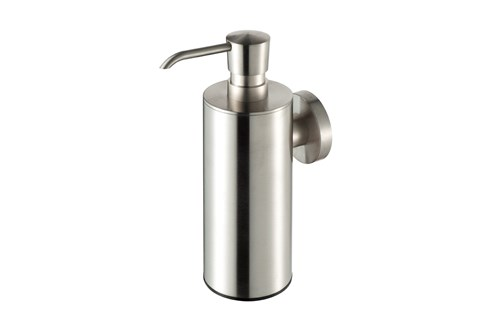 Geesa 916527-05,NEMOX STAINLESS STEEL zeepdispenser 200 ml.