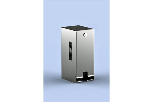 MediQo WCR 2 E toiletroldispenser voor 2 rollen