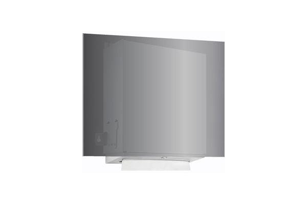 Wagner EWAR WP 176-1,A-LINE ZZ handdoekdispenser, achter spiegel