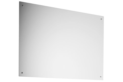 Wagner EWAR WP 601,A-LINE Stainless steel mirror 600 x 600 x 1 mm