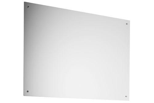 Wagner EWAR WP 601,A-LINE RVS spiegel 600x600x1 mm.