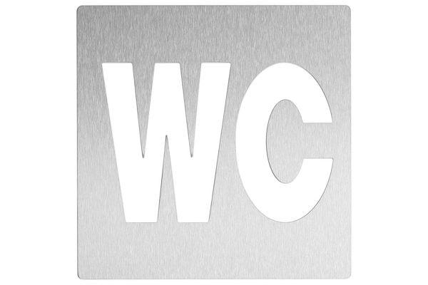 WAGNER AC 404 pictogram wc plakbaar