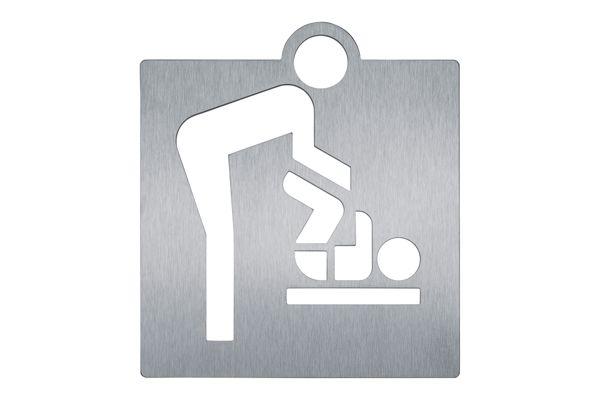 WAGNER AC 422 Pictogramme Espace bébé