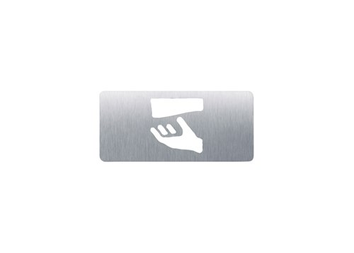 Wagner EWAR AC 426 pictogram papier plakbaar