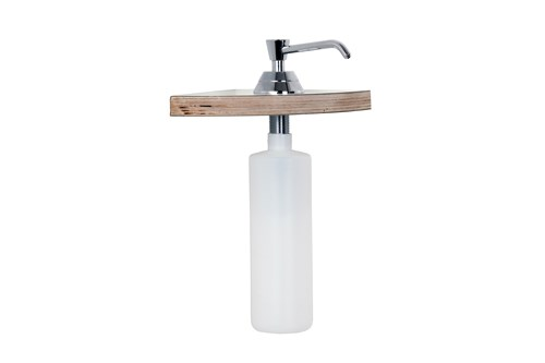 Mediclinics DJ0121C Tabletop Soap Dispenser 480 ml