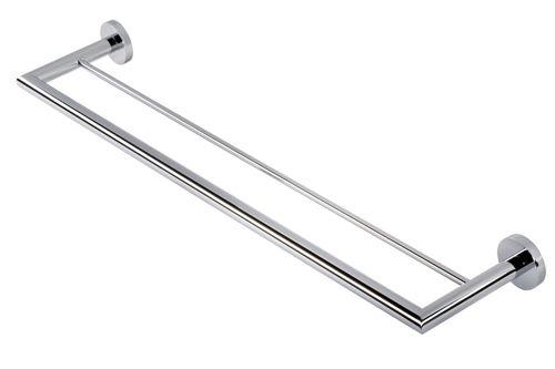 Geesa 916556-02,NEMOX wandhanddoekhouder 60 cm, dubbel