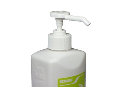 Ecolab #10200448 doseerpomp voor 500 ml. flacon