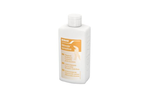 Ecolab SILONDA SENSITIVE verzorgende huidlotion 1x500 ml.
