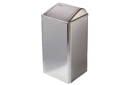 Mediclinics PP0065C zelfsluitende afvalbak 65 liter