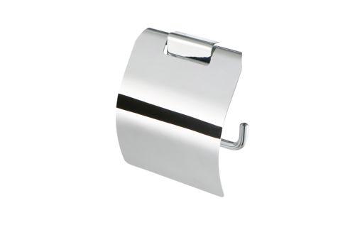 Geesa 918408-02,AIM toiletrolhouder met klep