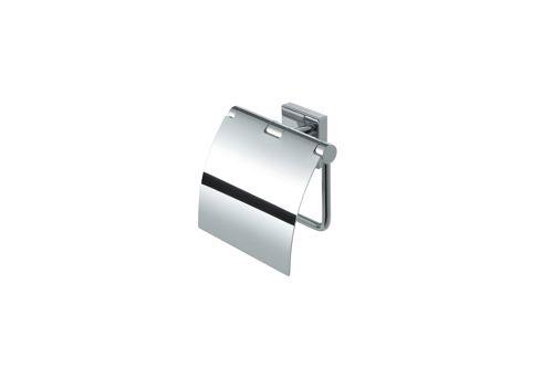 Geesa 916808-02,NELIO toiletrolhouder met klep