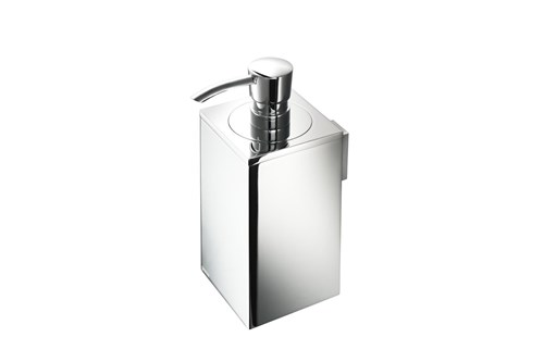 Geesa #913516-02,MODERN Soap dispenser 200 ml, wall mounted