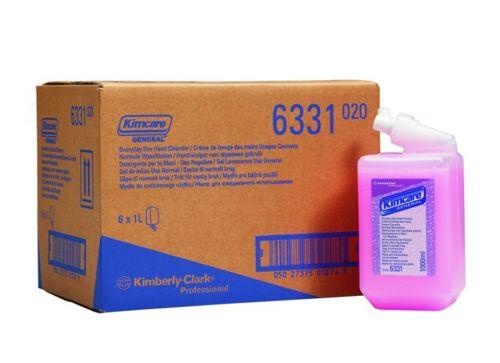 Kimberly-Clark 6331 handreiniger roze 6x1 liter