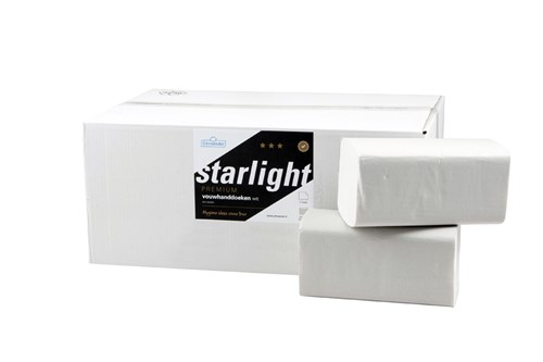 STARLIGHT,166666 Multifold Paper towels 3750 pcs