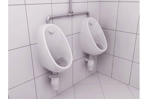 Vectair CITRUS MANGO V-Screen Urinal Bildschirm 12 Stück