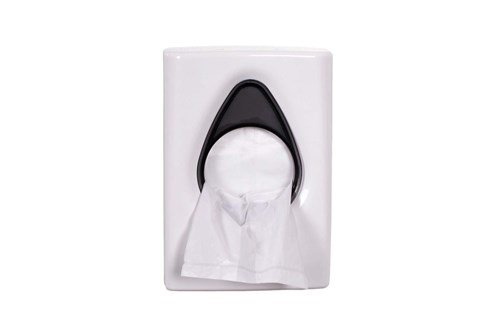 PlastiQ PQHYG,GREY Sanitary Bag Dispenser