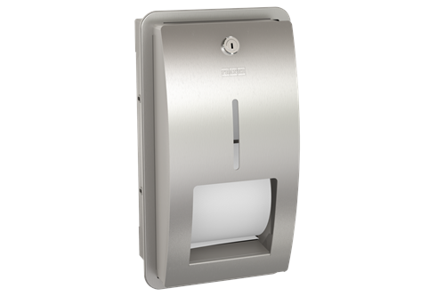 Franke STRX672E,STRATOS Recessed Double Toilet Roll Holder